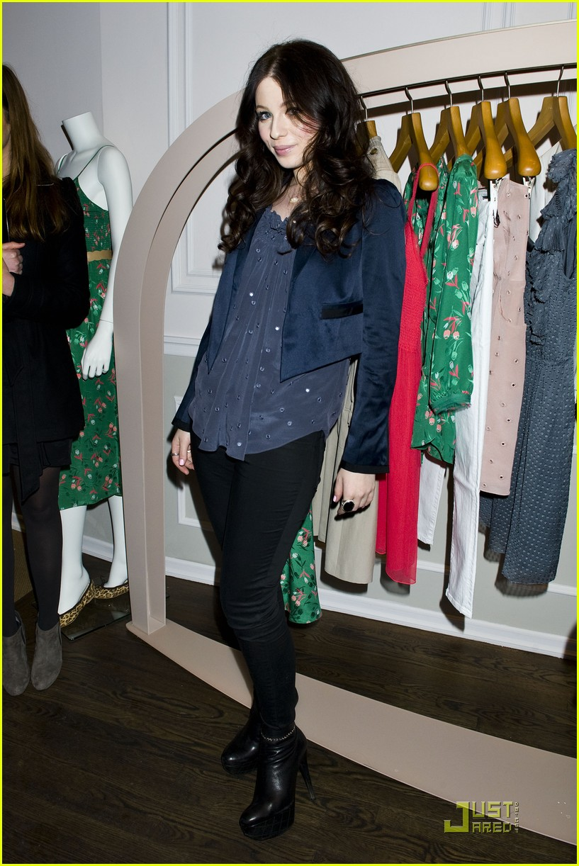michelle trachtenberg rebecca taylor flagship 02