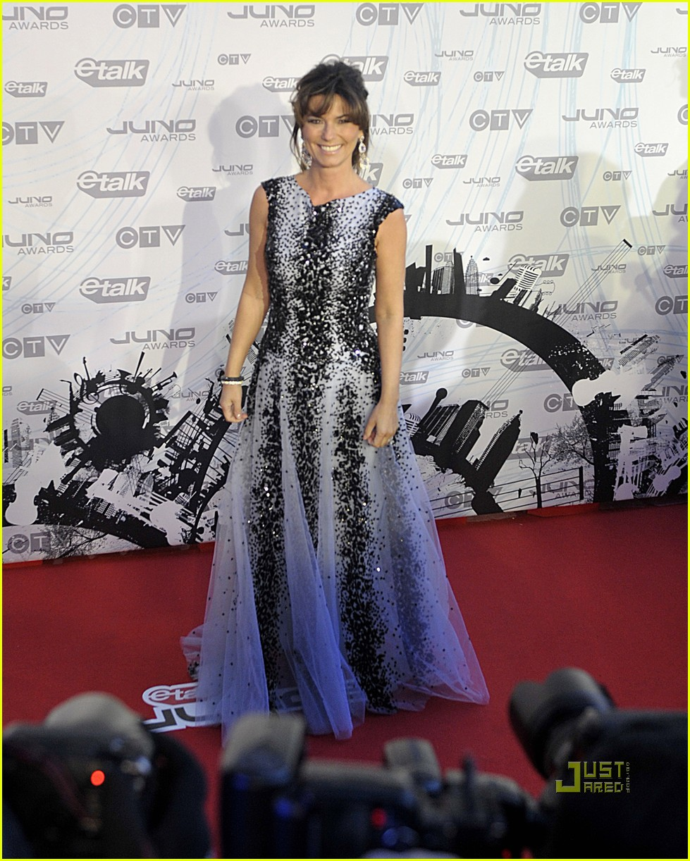 shania twain juno awards 2011 06
