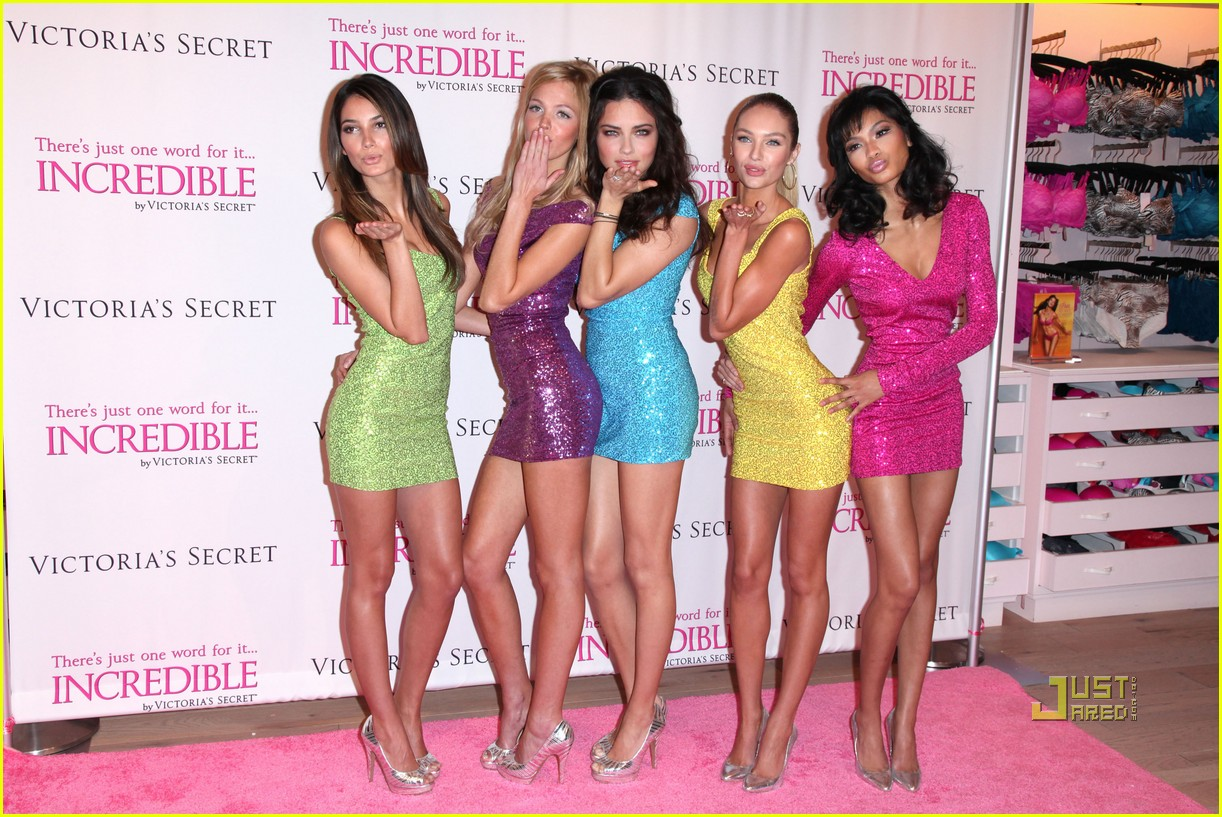 victorias secret angels incredible 01