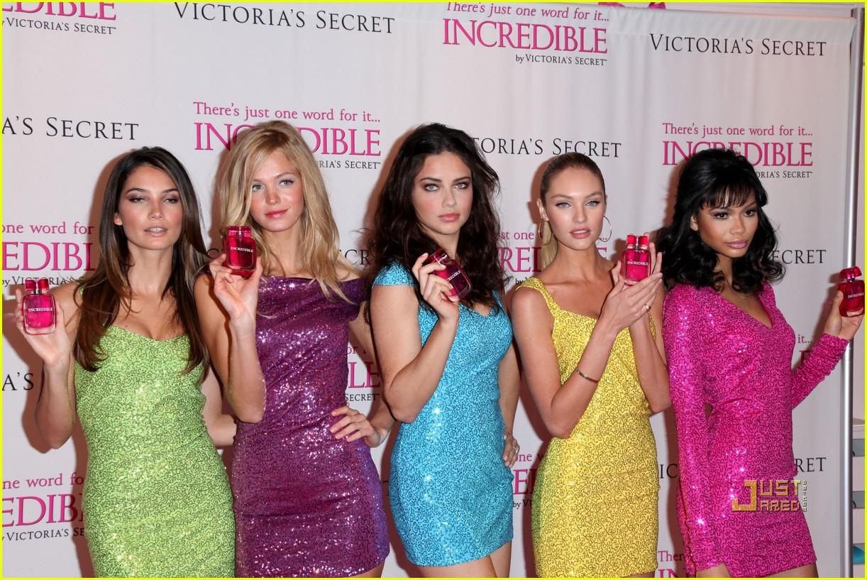 victorias secret angels incredible 092524247