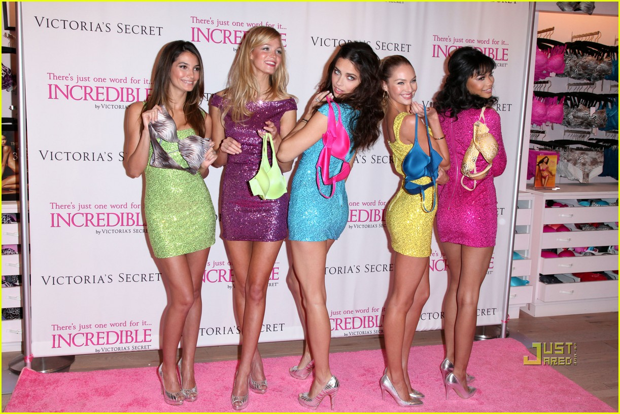 victorias secret angels incredible 132524251