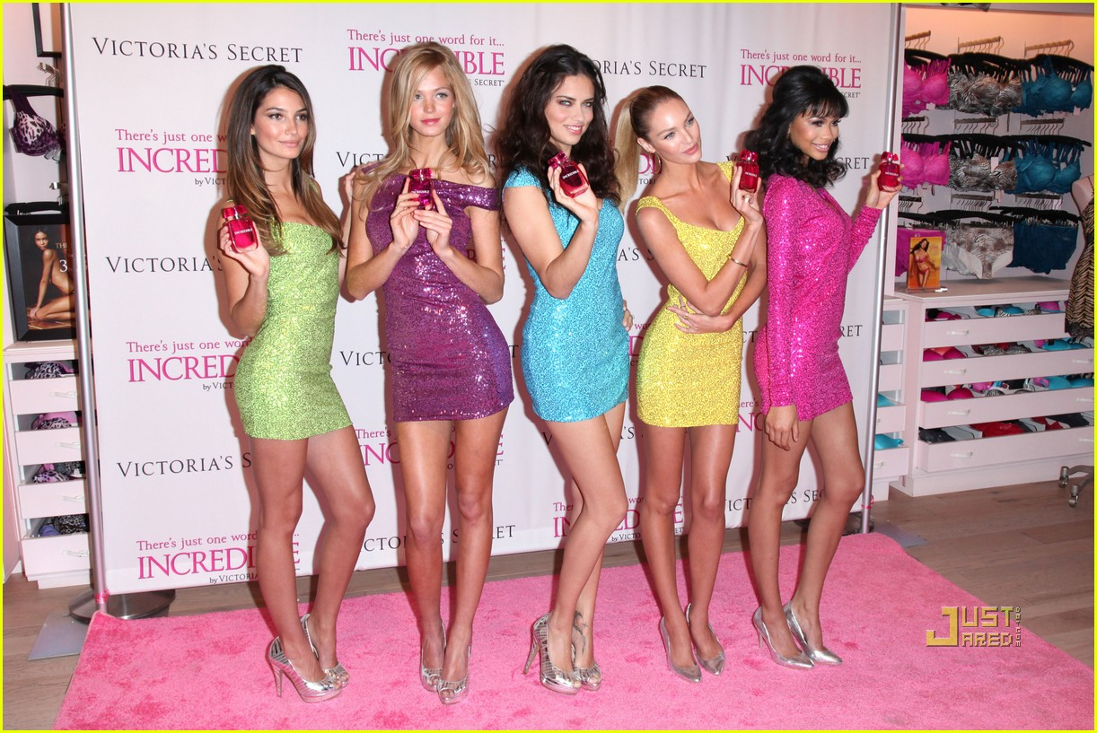victorias secret angels incredible 26