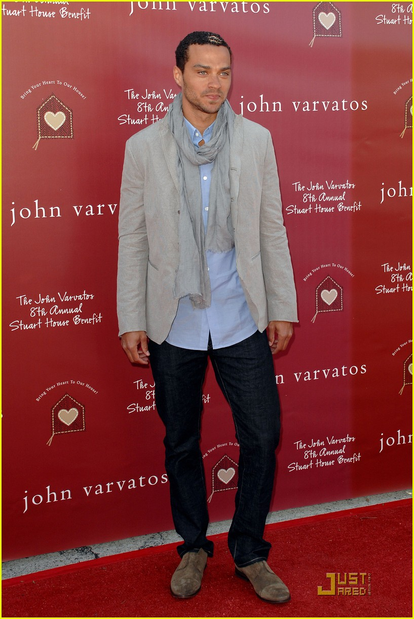 jesse williams john varvatos 062527467