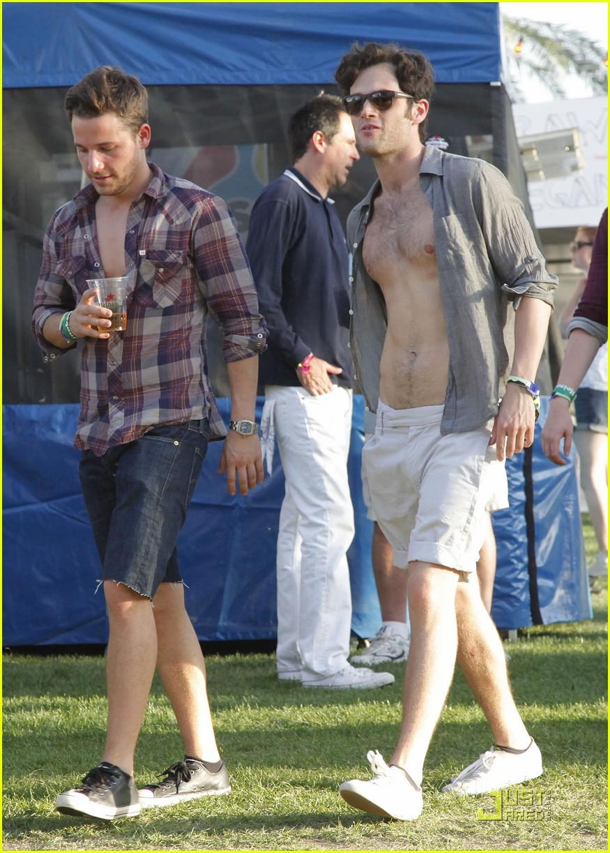 shirtless Shawn pyfrom