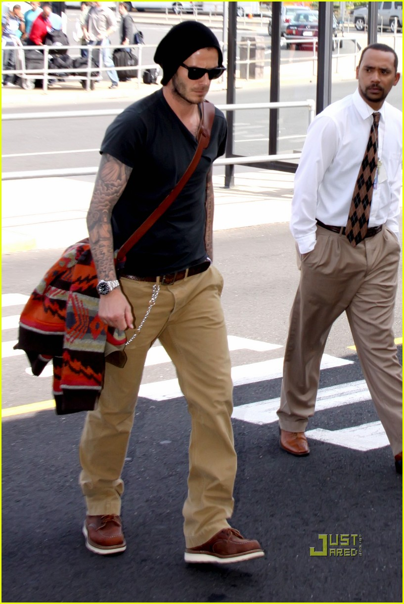 david beckham flight washington dc sons grandparents 062534664