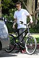 rachel bilson hayden christensen bike riding duo 11