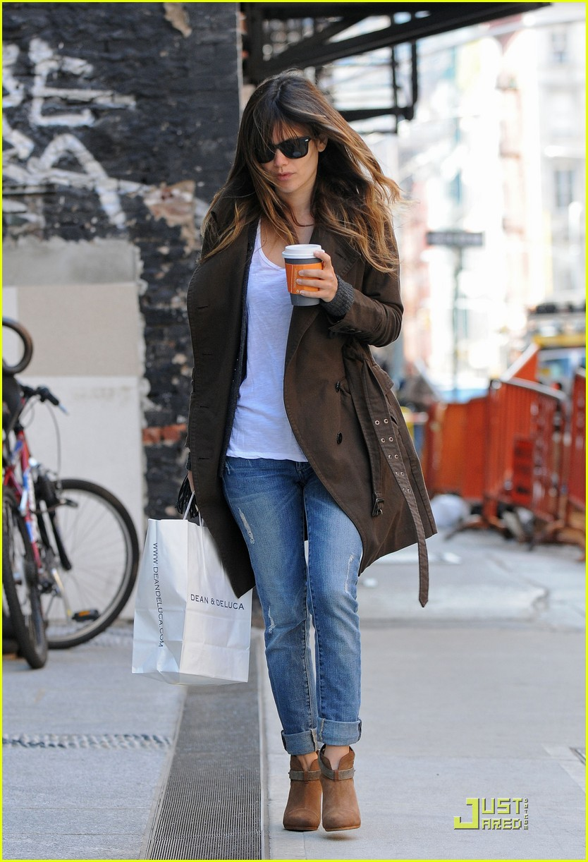 Rachel Bilson: Coffee Cutie: Photo 2537292