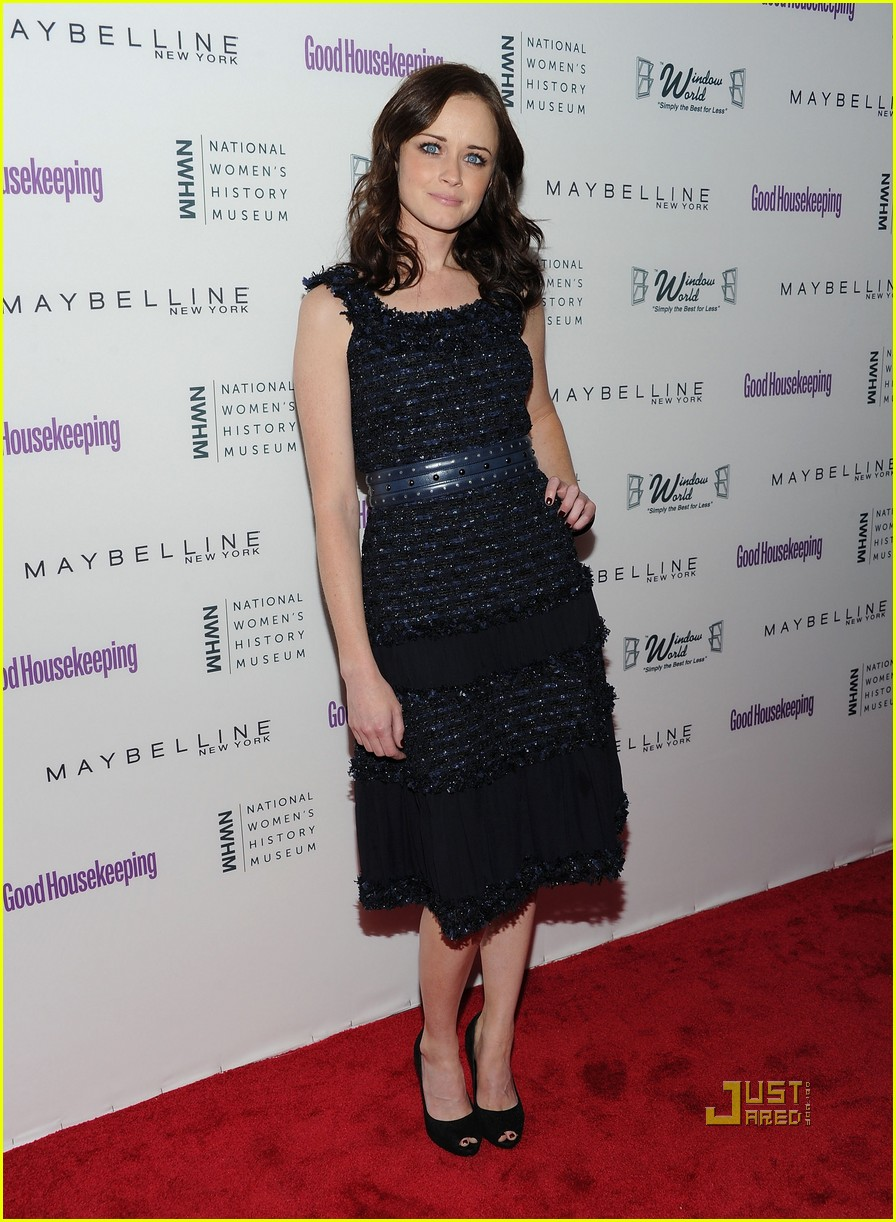 alexis bledel shine on awards 01