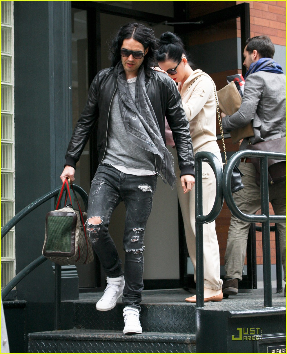 russell brand katy perry apartment 032534085