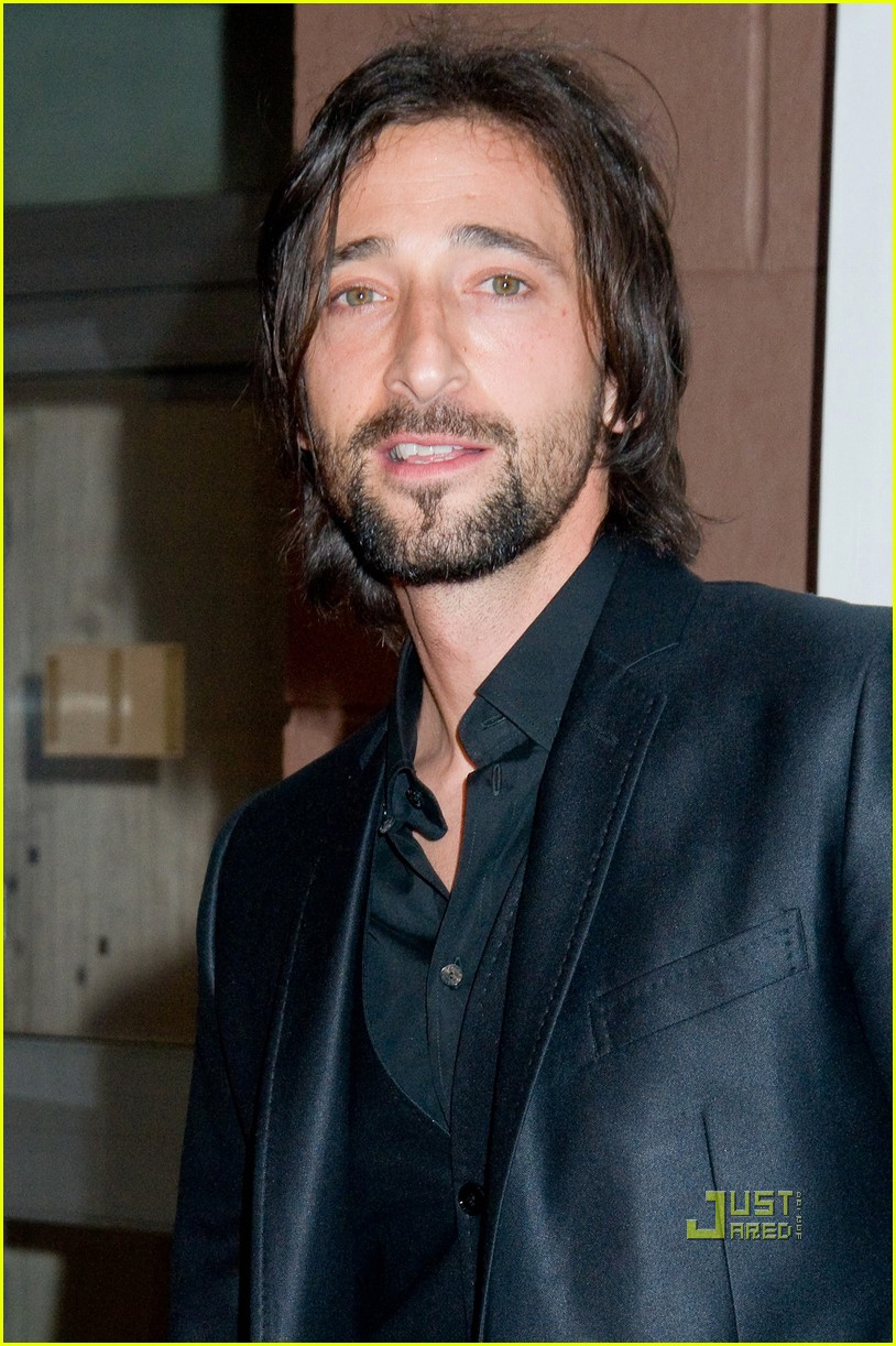 adrien brody detachment premiere 012538356