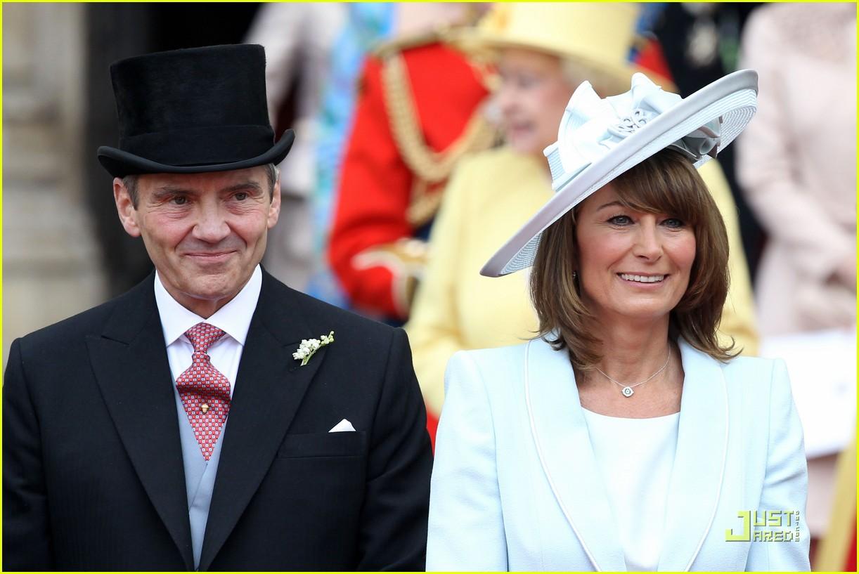 carole michael middleton royal wedding parents 032539210