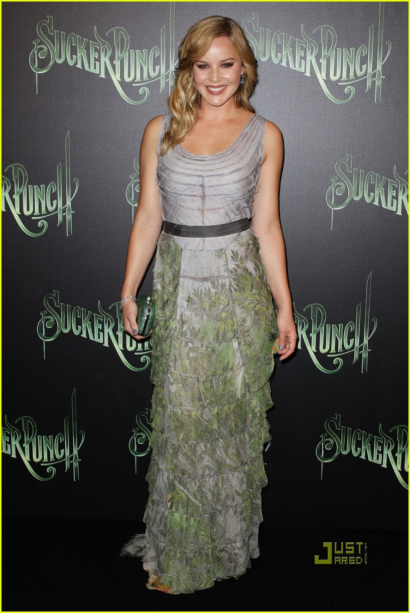 abbie cornish emily browning sucker punch australia premiere 012532513