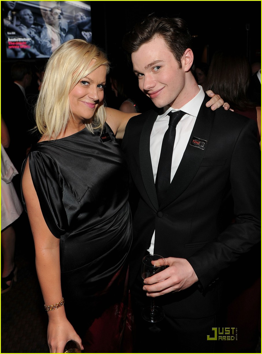 darren criss chris colfer time 100 gala 03