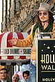 penelope cruz hollywood walk of fame johnny depp 07