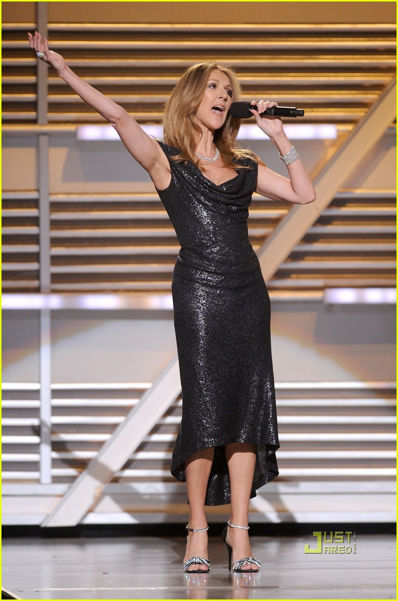celine dion acm awards 02