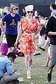 dita von teese orange dress coachella 06