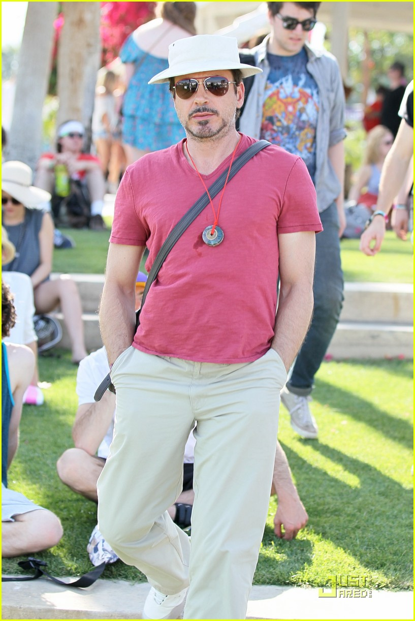 robert downey jr coachella concertgoer 08