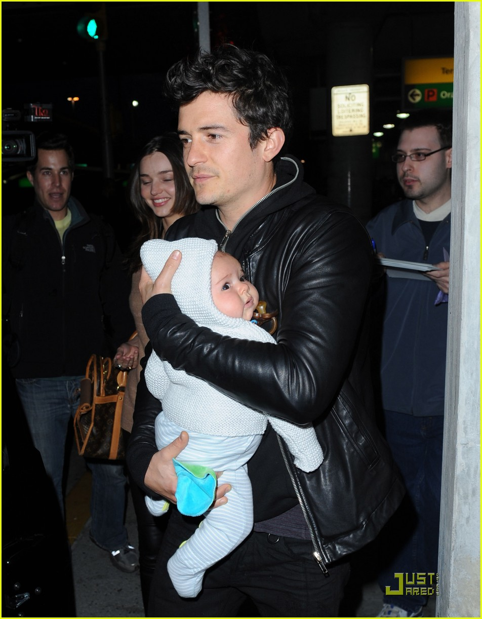 miranda kerr orlando bloom flying fun with flynn 042536470