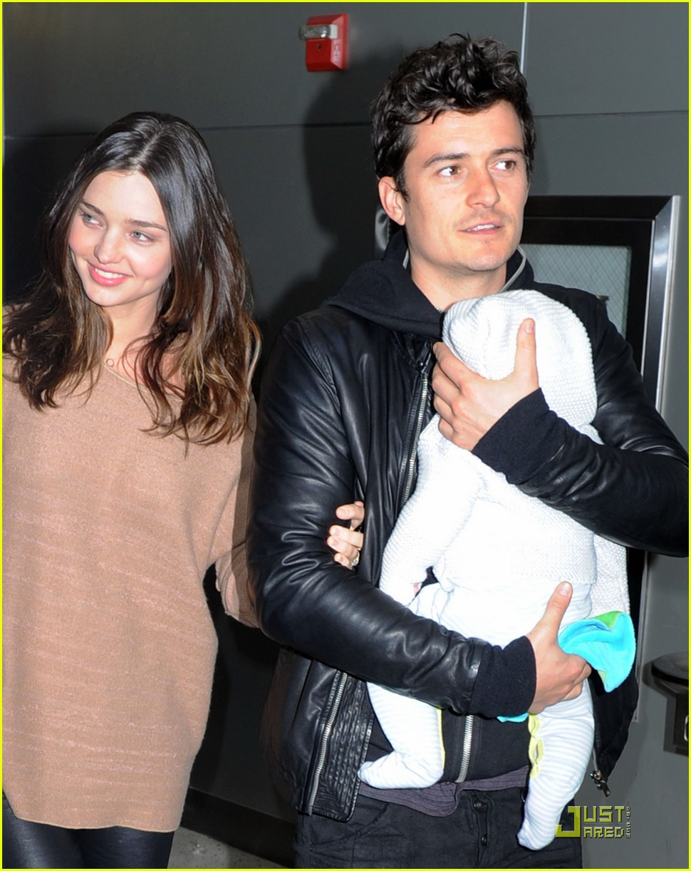 miranda kerr orlando bloom flying fun with flynn 052536471