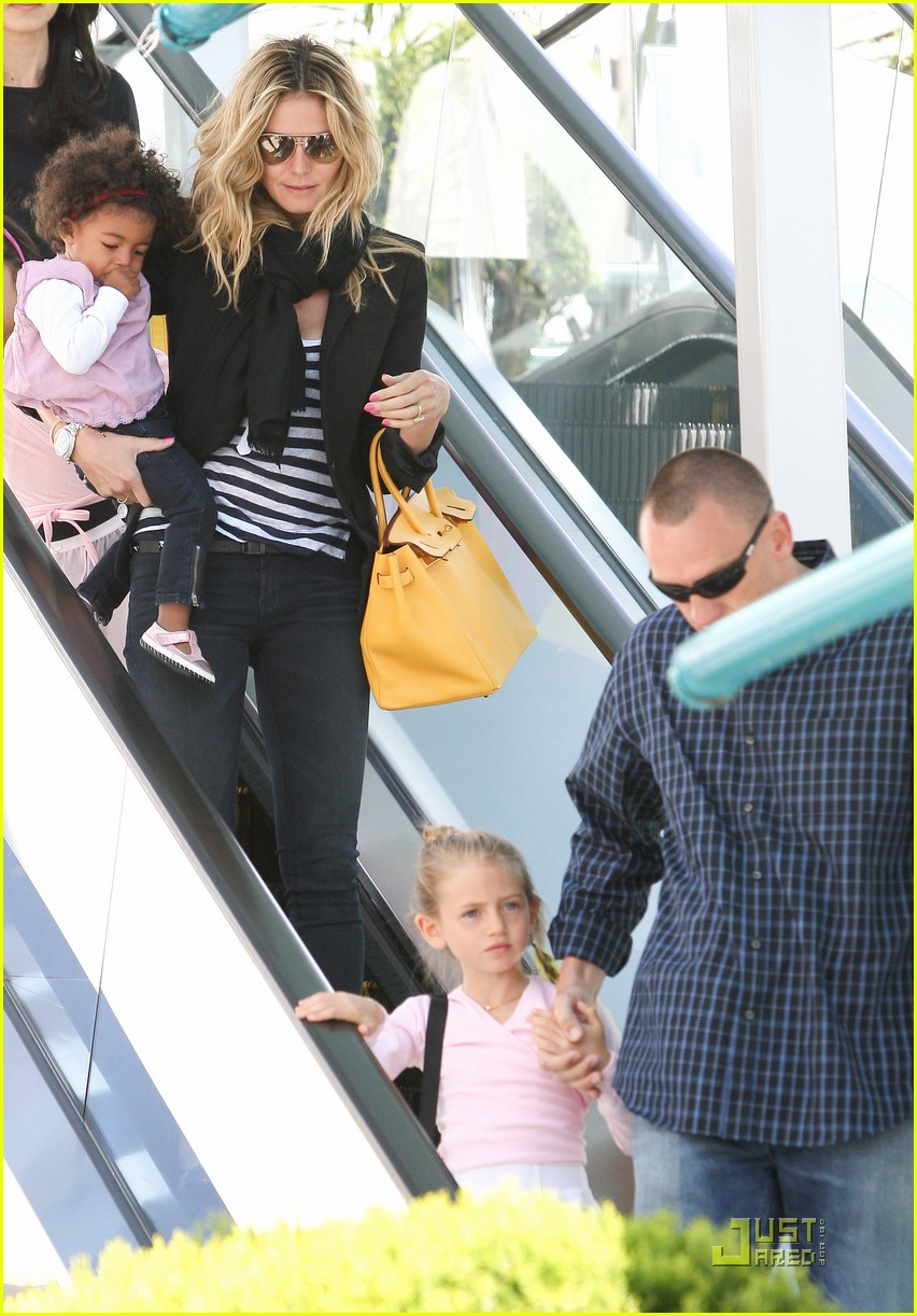 heidi klum family time with the kids 172534292