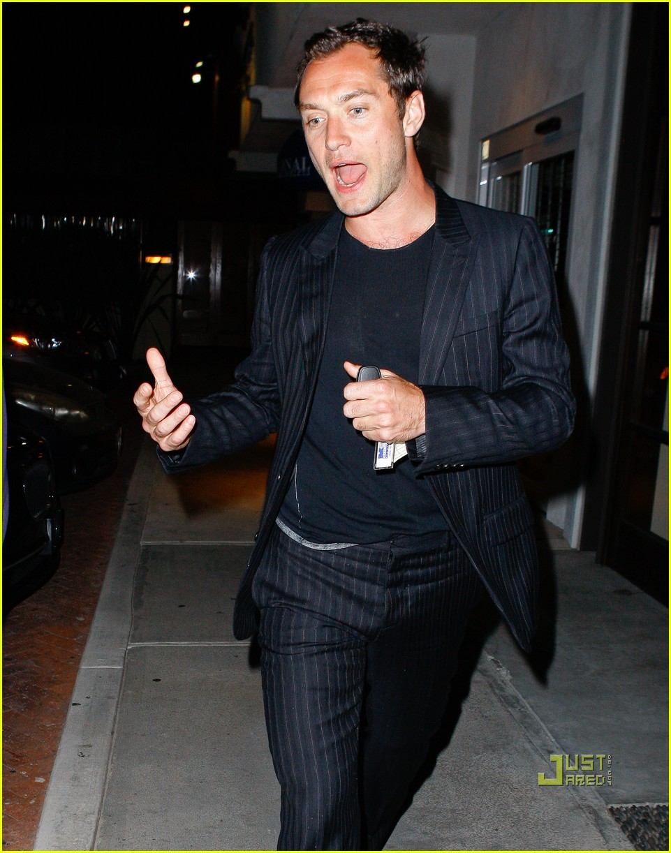jude law rafferty nobu 122533653