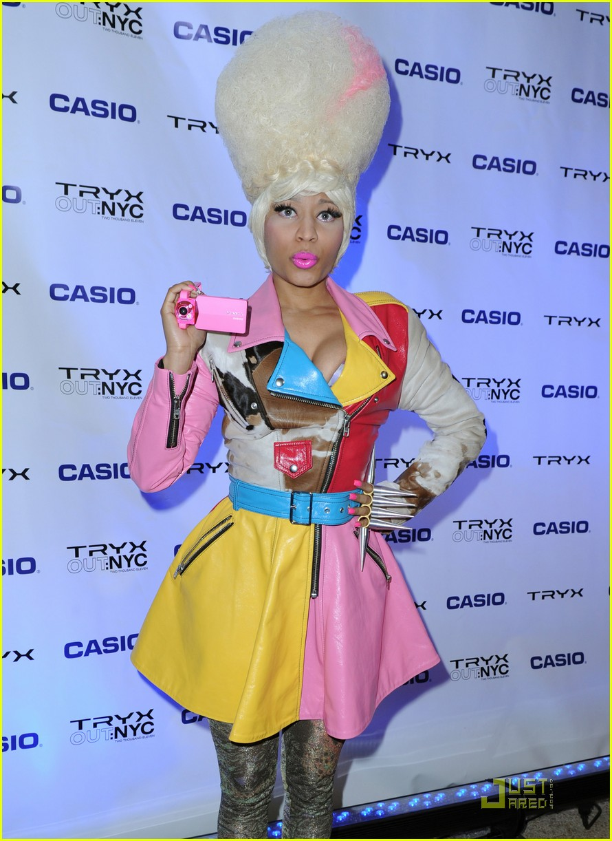 nicki minaj tryx out kickoff party 012533849