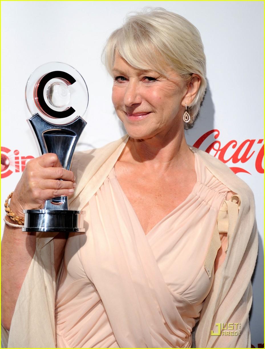 helen mirren russell brand cinemacon awards 2011 022532024
