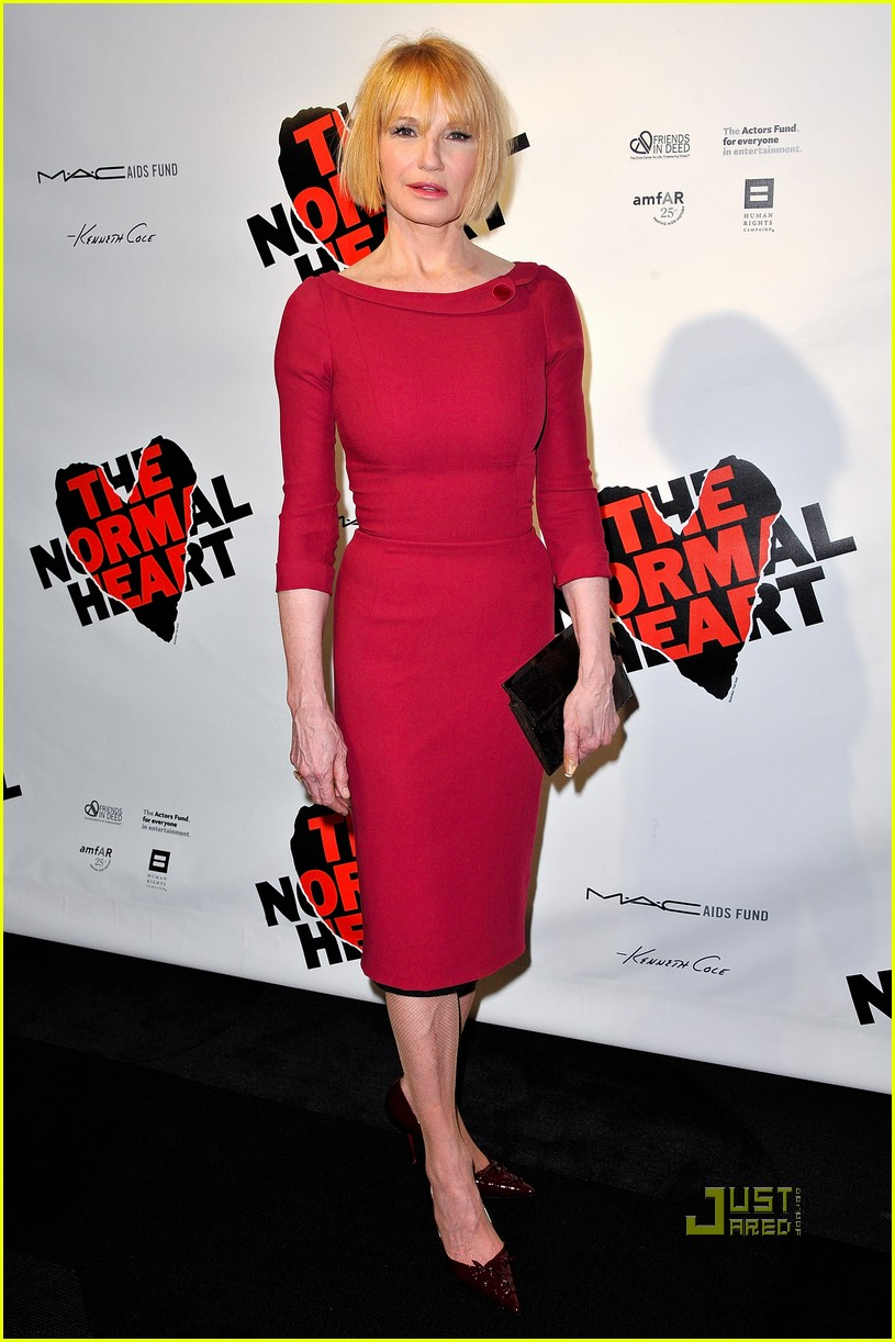 lee pace jim parsons normal heart opening night 022538943