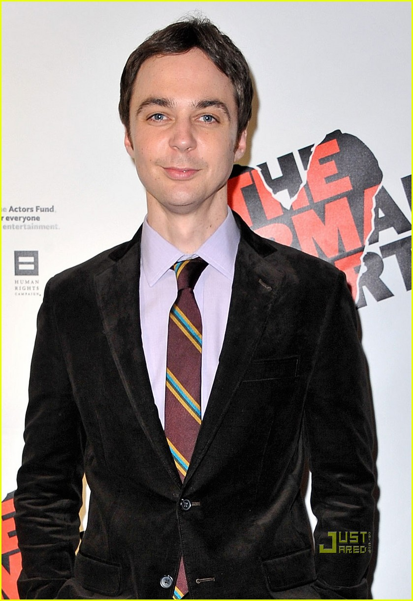 lee pace jim parsons normal heart opening night 032538944