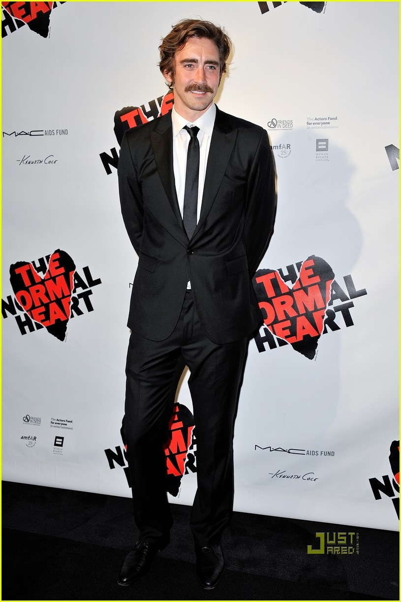 lee pace jim parsons normal heart opening night 042538945
