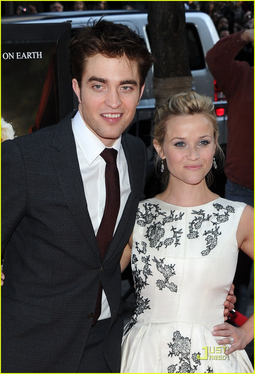 robert pattinson reese witherspoon water for elephants premiere 15