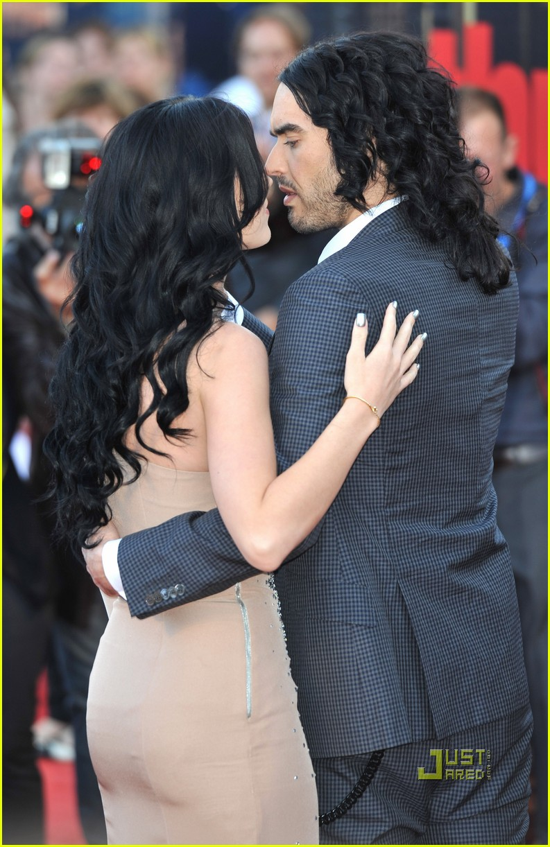 katy perry russell brand arthur uk premiere 11