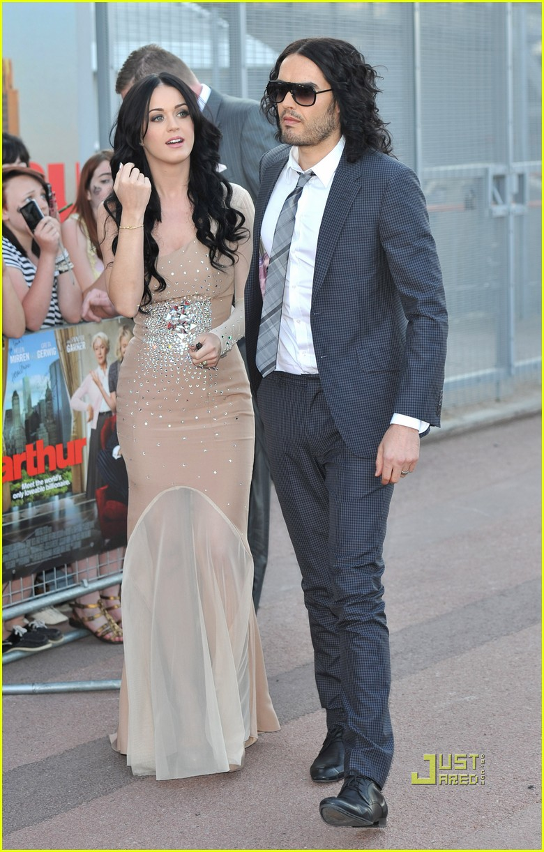 katy perry russell brand arthur uk premiere 122536554