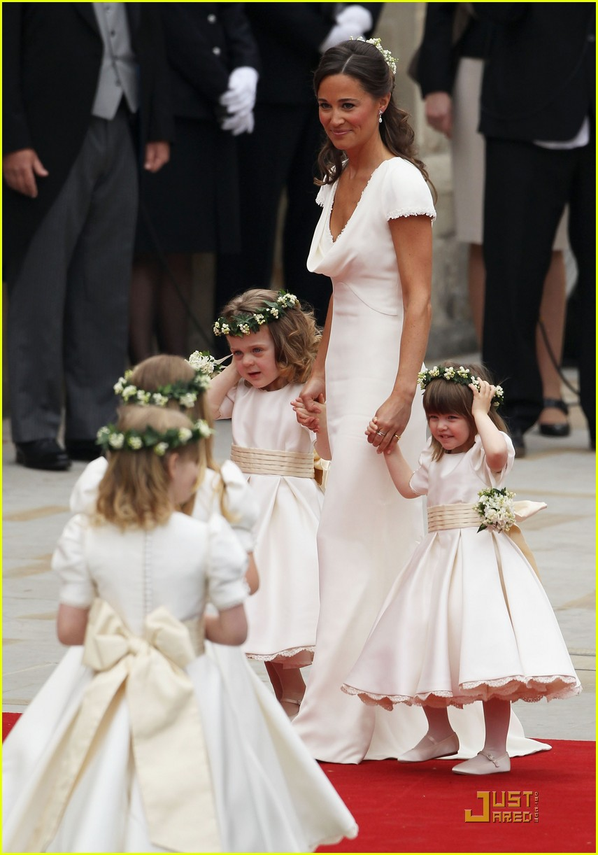 Pippa Middleton Royal Weddings Maid Of Honor Photo 2539163