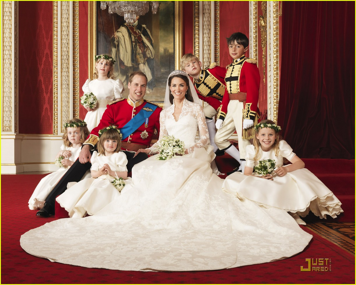 prince william kate middleton official wedding photos 01