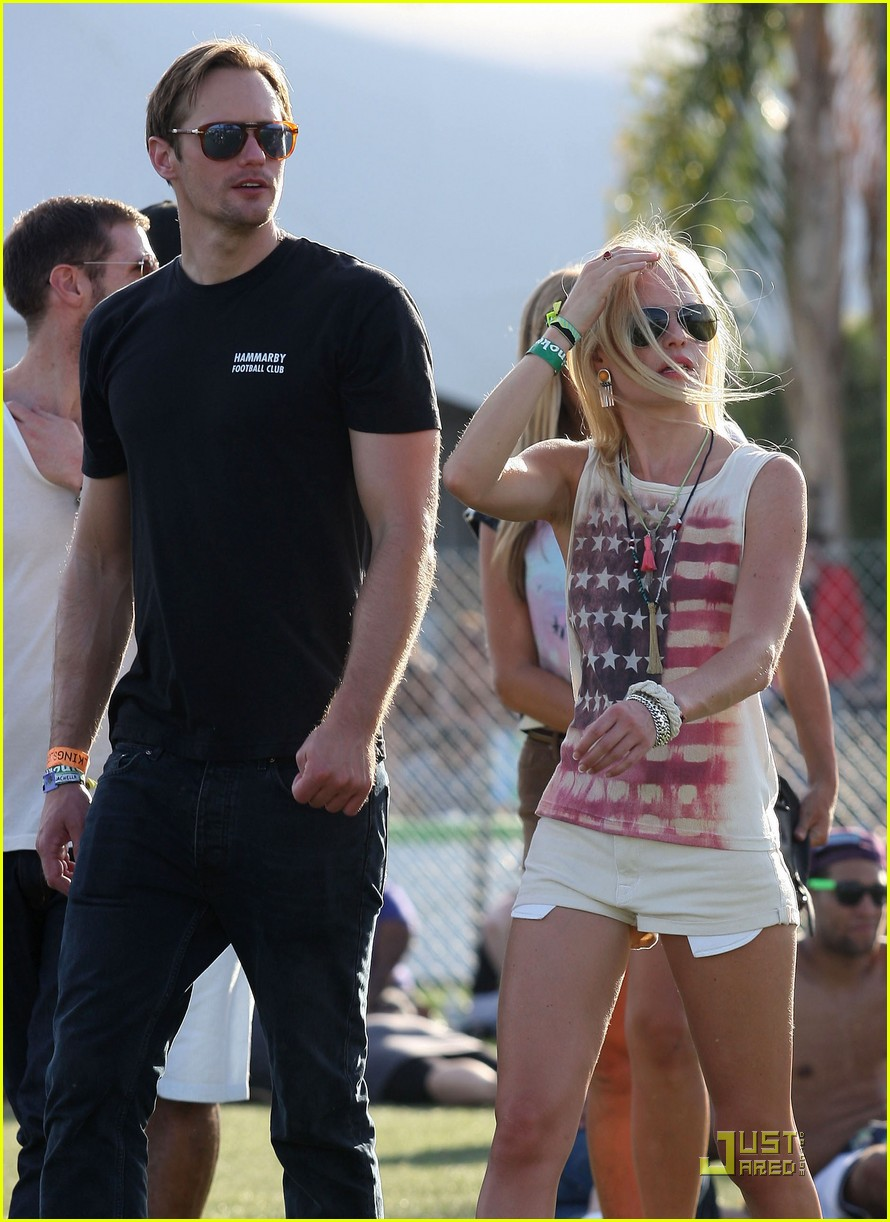 alexander skarsgard kate bosworth coachella duo 06