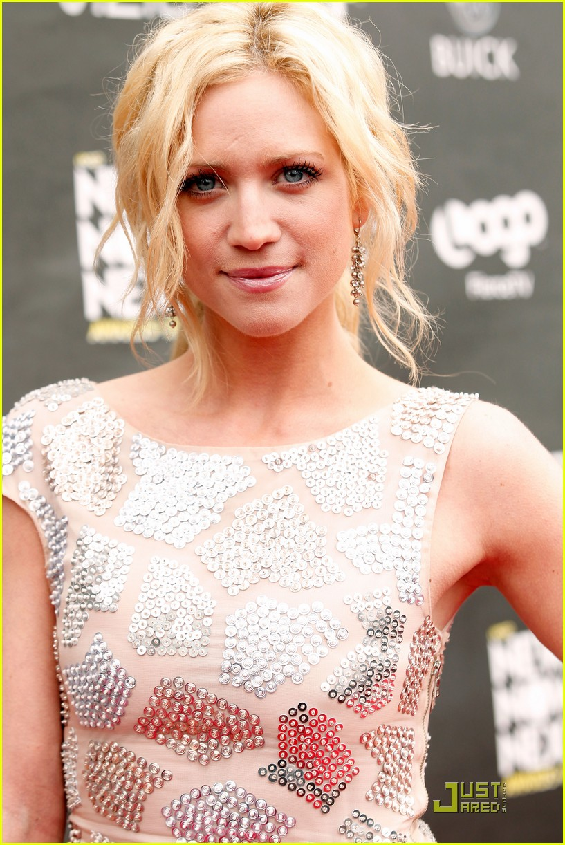 brittany snow logos newnownext awards 2011 012533827