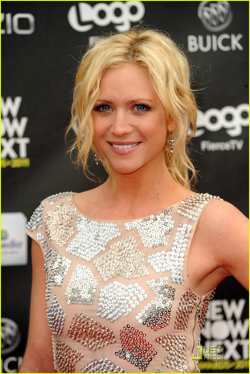 brittany snow logos newnownext awards 2011 032533829