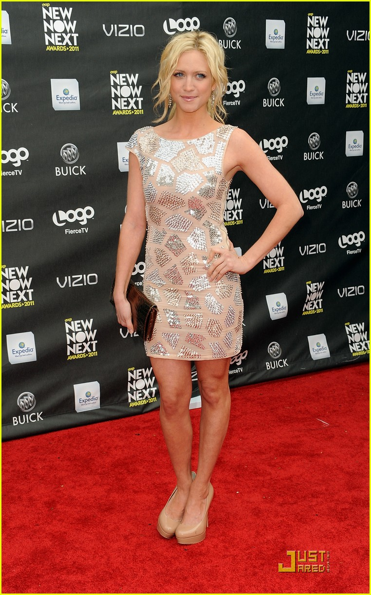 brittany snow logos newnownext awards 2011 042533830