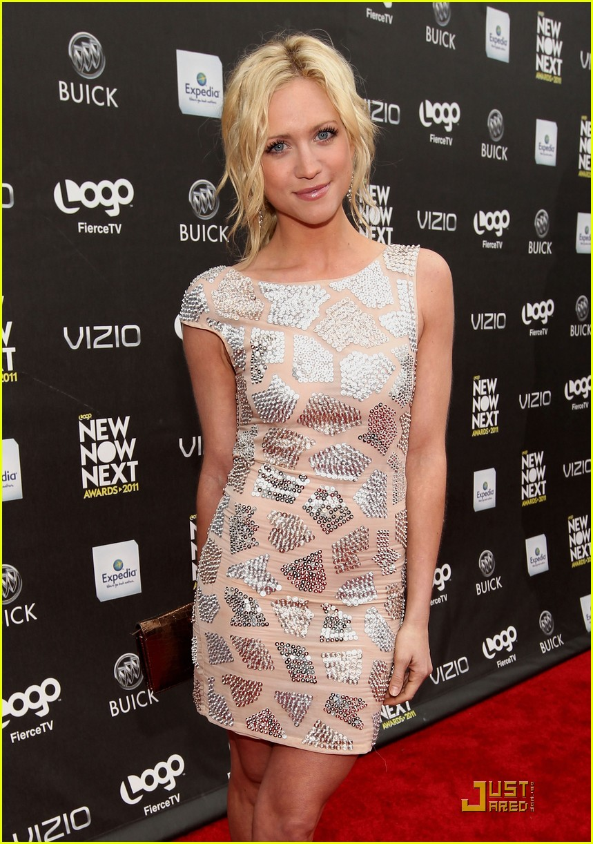 brittany snow logos newnownext awards 2011 082533834