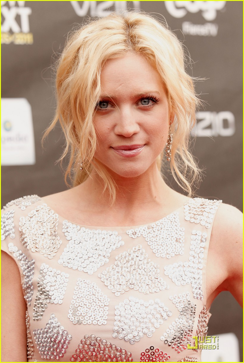brittany snow logos newnownext awards 2011 092533835