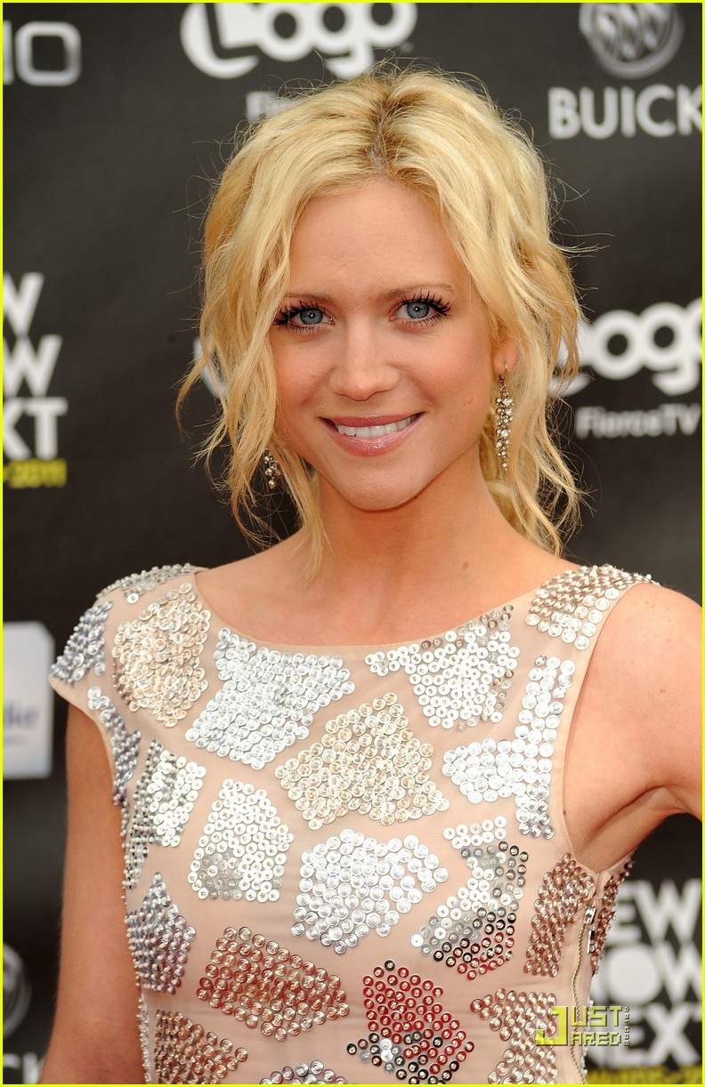 brittany snow logos newnownext awards 2011 102533836