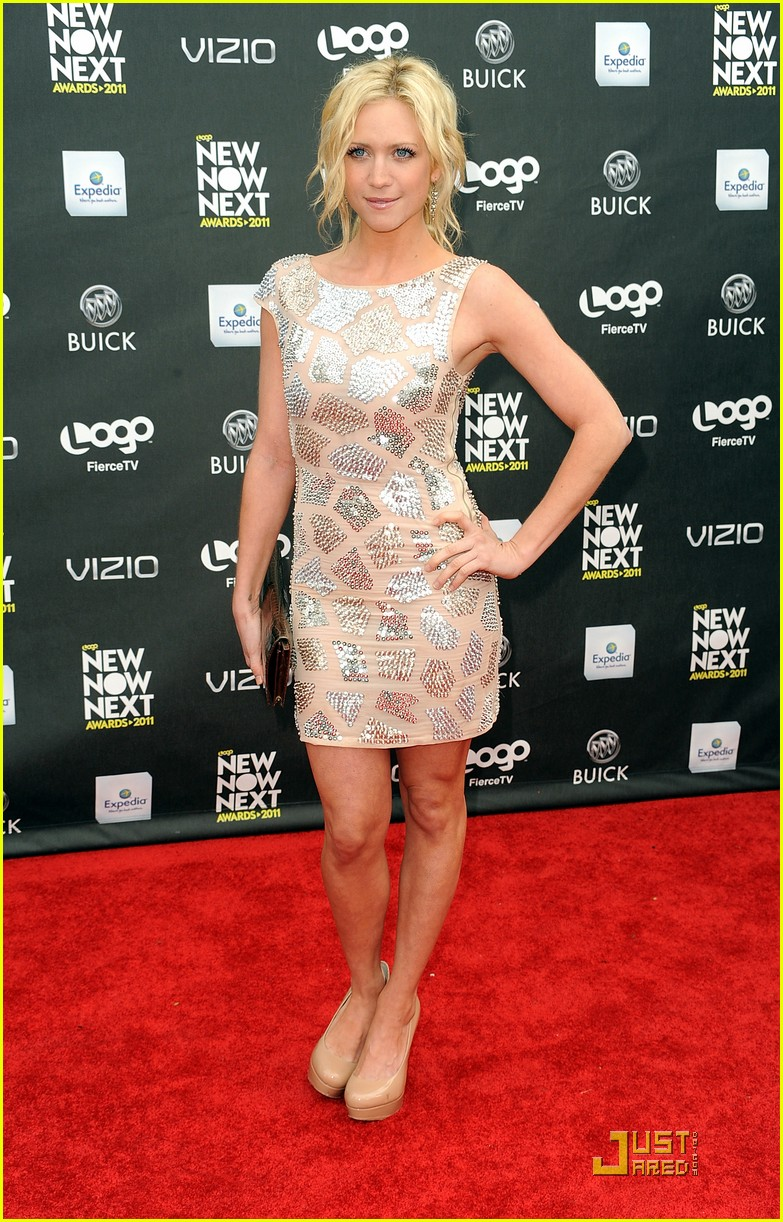 brittany snow logos newnownext awards 2011 122533838