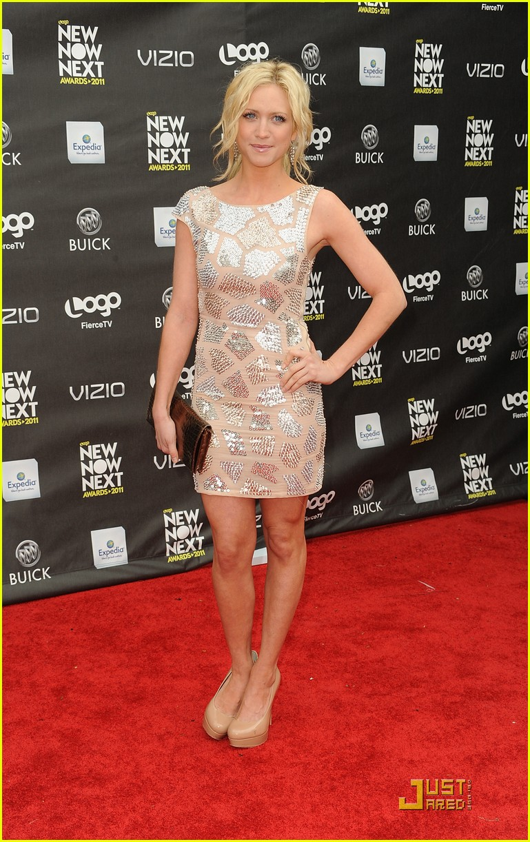 brittany snow logos newnownext awards 2011 13