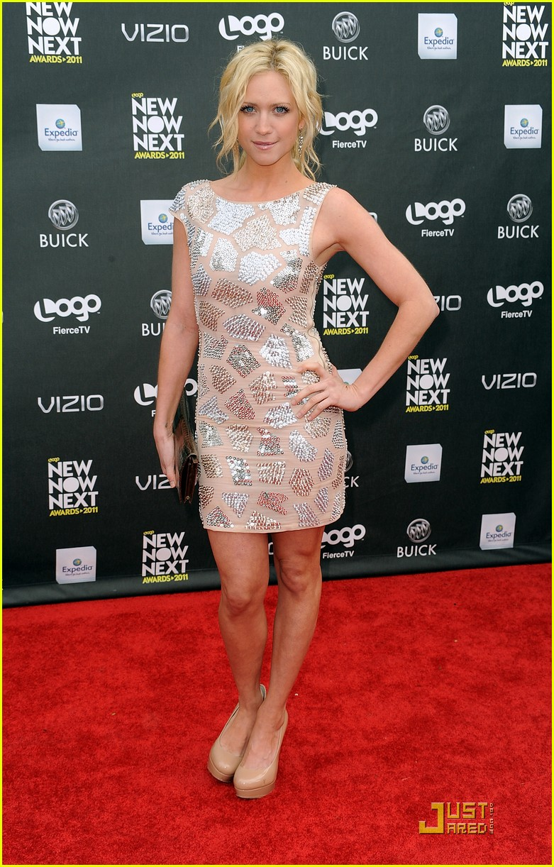 brittany snow logos newnownext awards 2011 142533840