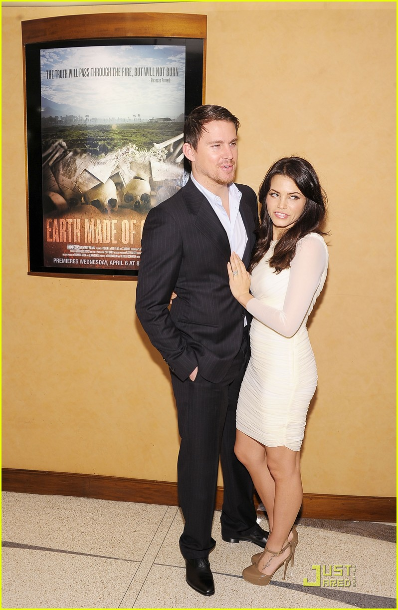 channing tatum jenna dewan earth made glass 092533169