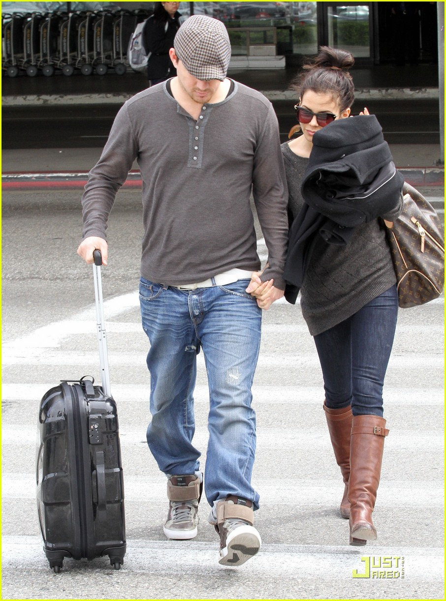 channing tatum jenna dewan back in los angeles 022533792