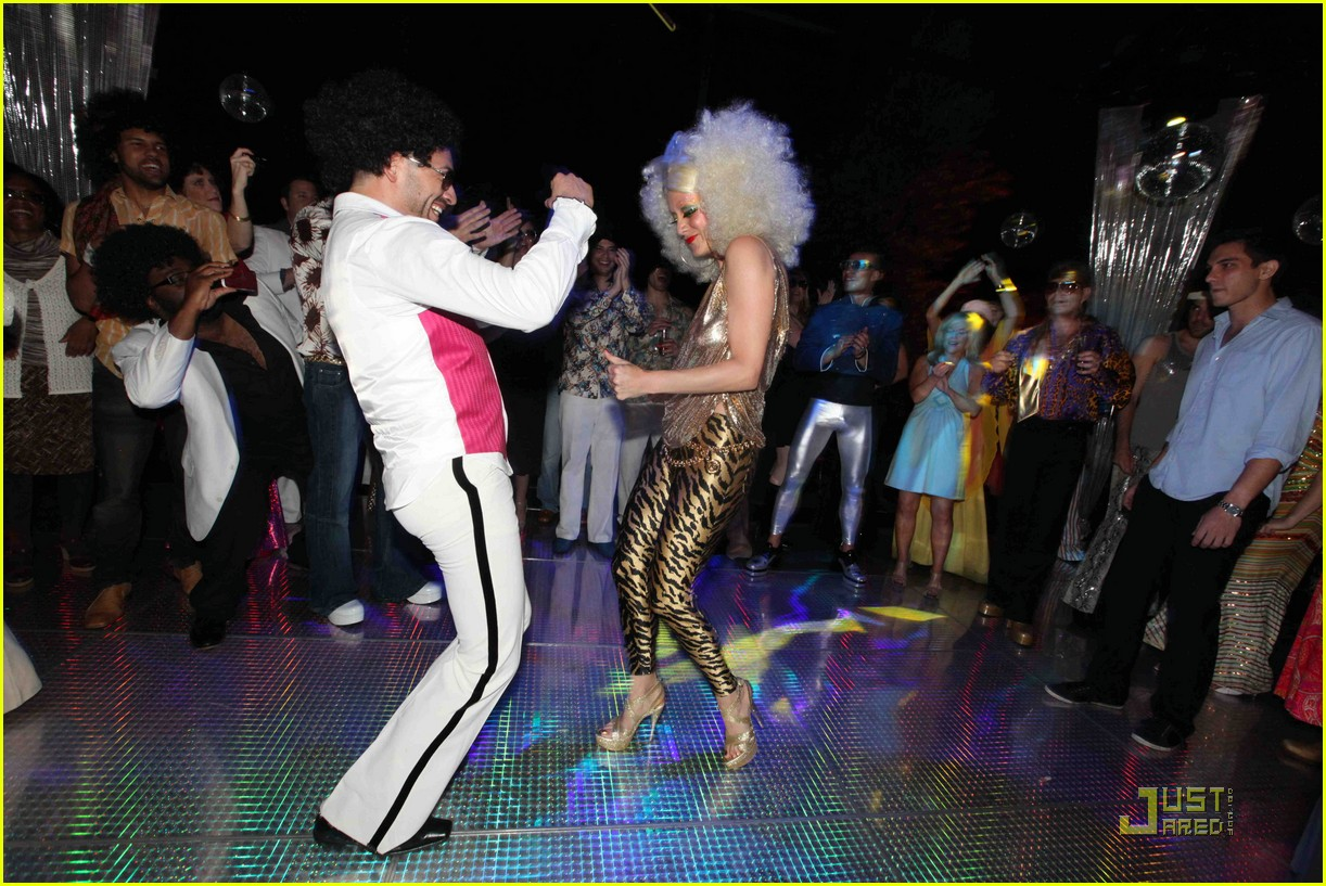 how to do the hustle disco dance
