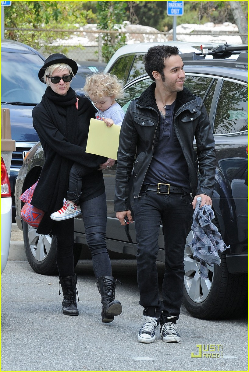 pete wentz ashlee simpson bronx train 162537595