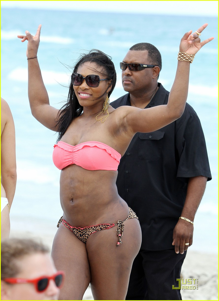 serena williams bikini beach body 052536216